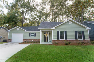 Beaufort County Single Family Home For Sale: 16 Brindlewood Drive