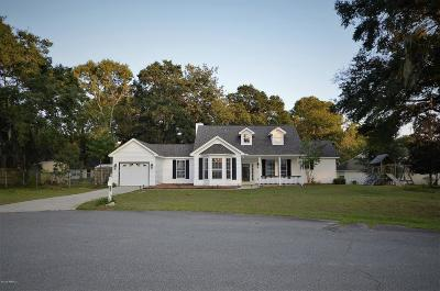 Beaufort Single Family Home For Sale: 20 Marquis Way