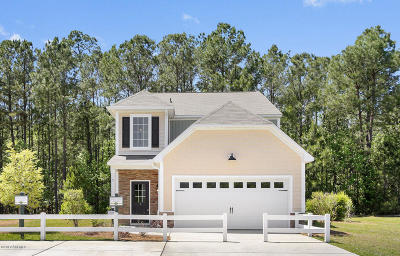 Bluffton Single Family Home For Sale: 5 Savannah Oak Drive