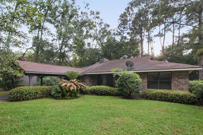 Beaufort County Single Family Home Under Contract - Take Backup: 1606 Carolina Avenue