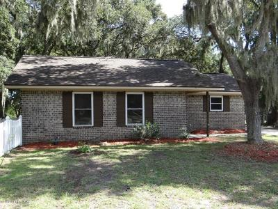 Beaufort County Single Family Home For Sale: 101 Saxonville Road