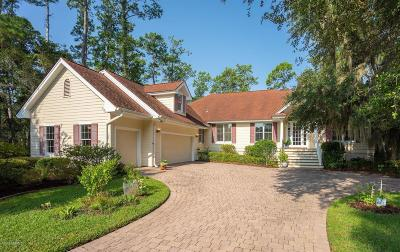Dataw Island Single Family Home For Sale: 1729 Longfield Drive