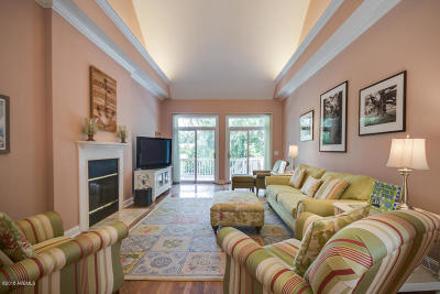 Hilton Head Island Condo/Townhouse For Sale: 48 Fairway Winds Place