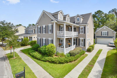 Beaufort County Single Family Home For Sale: 55 Woods Bay Road