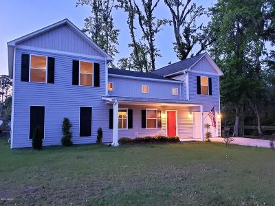 Beaufort, Beaufort Sc, Beaufot, Beufort Single Family Home For Sale: 12 Mint Farm Drive