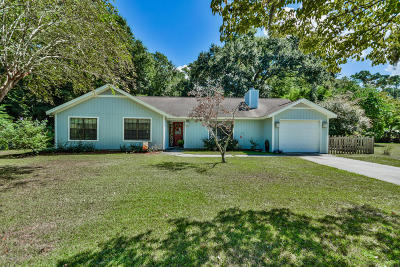 Beaufort County Single Family Home For Sale: 56 Partridge Circle
