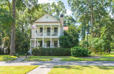 Beaufort, Beaufort Sc, Beaufot, Beufort Single Family Home For Sale: 56 Wrights Point Circle