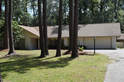 Beaufort Single Family Home For Sale: 21 Pickens Street