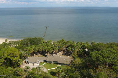 Beaufort County Single Family Home For Sale: 54 Saltwind Drive