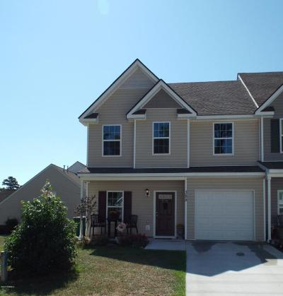 Beaufort County Condo/Townhouse For Sale: 388 Dante Circle