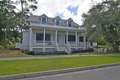 Beaufort Single Family Home For Sale: 9 Park Square S