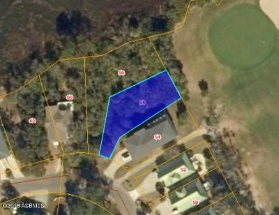 Fripp Island SC Residential Lots & Land For Sale: $121,000