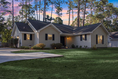 Single Family Home Under Contract - Take Backup: 501 Sams Point Road