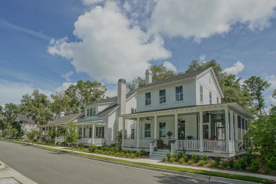 Beaufort Single Family Home For Sale: 518 Water Street