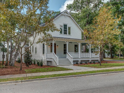 Beaufort Single Family Home For Sale: 48 Celadon Dr