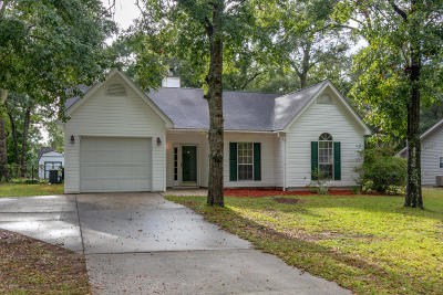 Beaufort County Single Family Home For Sale: 36 Marsh Drive