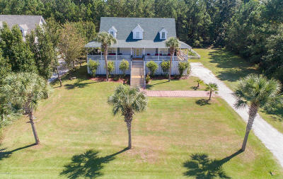 Beaufort County Single Family Home For Sale: 39 Bermuda Inlet Drive