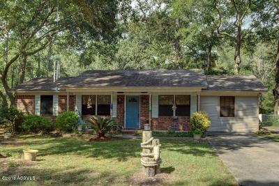 Beaufort County Single Family Home For Sale: 7 Pine Run Trail
