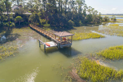 Beaufort County Single Family Home For Sale: 414 Islands Avenue