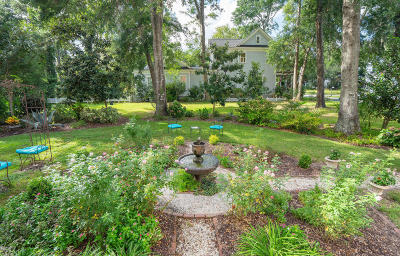 Beaufort, Beaufort Sc, Beaufot, Beufort Residential Lots & Land For Sale: 54 Wrights Point Circle