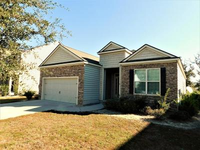 Beaufort County Single Family Home For Sale: 6 Duck Branch Court