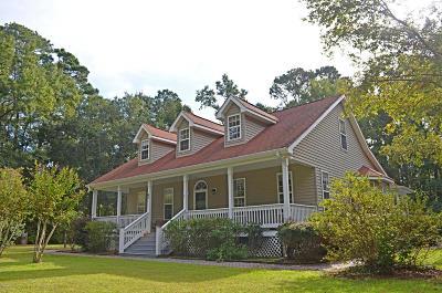 Beaufort Single Family Home For Sale: 47 Varsity Street