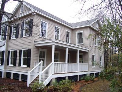 Ridgeland Condo/Townhouse For Sale: 201 McCormack Avenue