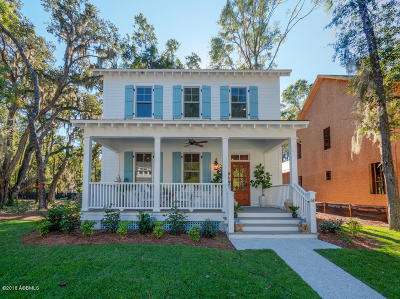 Beaufort Single Family Home For Sale: 60 Sweet Olive Dr