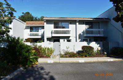 Beaufort County Condo/Townhouse For Sale: 2 William Hilton Parkway #504c