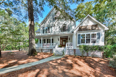 Beaufort County Single Family Home For Sale: 90 Marsh Drive