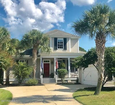 Beaufort County Single Family Home For Sale: 15 E National Boulevard