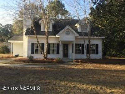 Lady's Island SC Single Family Home For Sale: $175,000