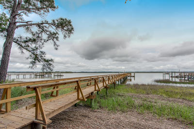 Beaufort County Single Family Home For Sale: 18 Sparrow Nest Point