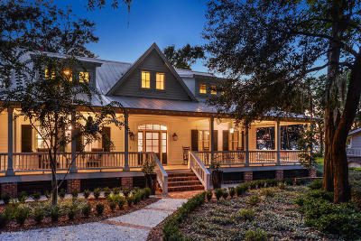 Beaufort County Single Family Home For Sale: 14 Settlers Cove
