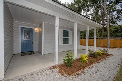 Beaufort Single Family Home For Sale: 23 Wiggins Road