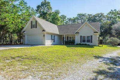Royal Pines Cc, Royal Pines Cc Single Family Home Under Contract - Take Backup: 554 Sams Point Road