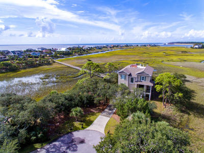 Fripp Island Single Family Home For Sale: 17 Crooked Creek Lane