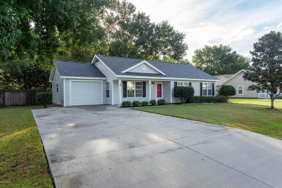 Beaufort County Single Family Home For Sale: 24 Star Magnolia Drive