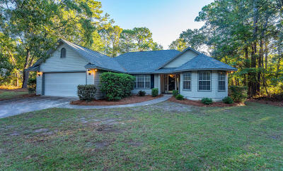 Beaufort County Single Family Home For Sale: 43 Marsh Drive