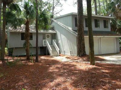 Fripp Island Single Family Home For Sale: 865 Salt Cedar Lane