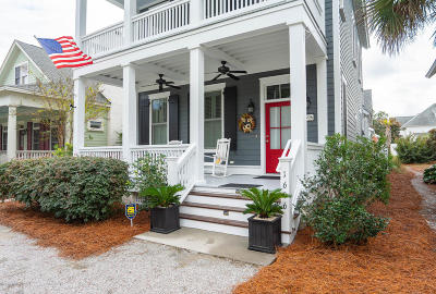 Beaufort Single Family Home For Sale: 1606 Duke Street