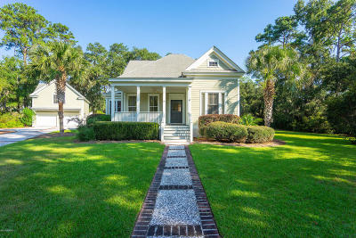 Beaufort Single Family Home For Sale: 15 Flyway Drive