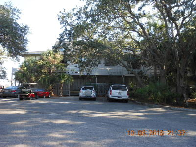Beaufort County Condo/Townhouse For Sale: 5 Springtide Villa #5