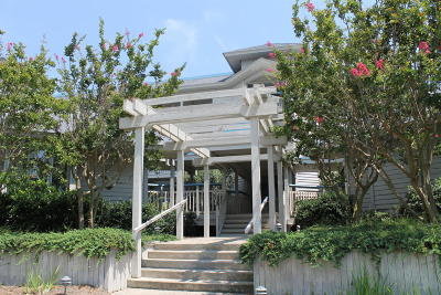 Beaufort County Condo/Townhouse For Sale: L208 Beach House Villa #L208