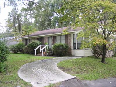 Beaufort, Beaufort Sc, Beaufot Single Family Home For Sale: 1501 Lafayette Street