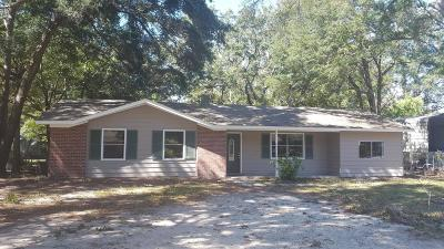 Beaufort SC Single Family Home Under Contract - Take Backup: $141,900