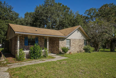 Beaufort Single Family Home For Sale: 1 Quail Ridge Drive
