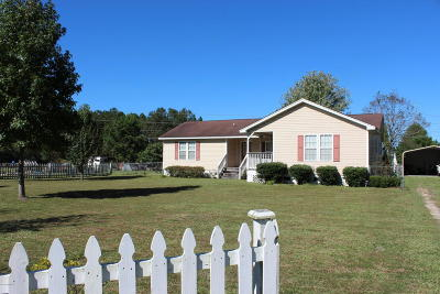 Yemassee Single Family Home For Sale: 403 Wise Road