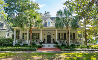 Beaufort County Single Family Home For Sale: 2 Fraser Street