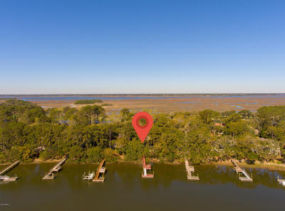 Dataw Island SC Single Family Home For Sale: $629,000